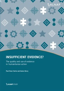 Insufficient Evidence? A great report